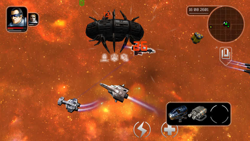 Screenshot 9 - Plancon: Space Conflict