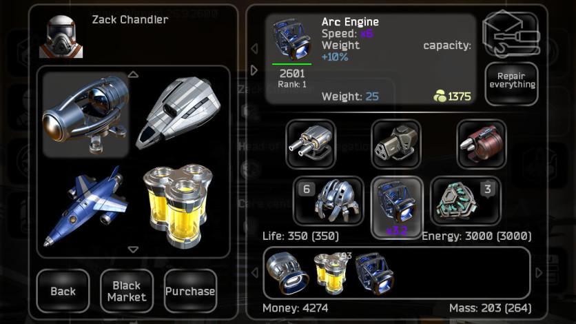 Screenshot 7 - Plancon: Space Conflict