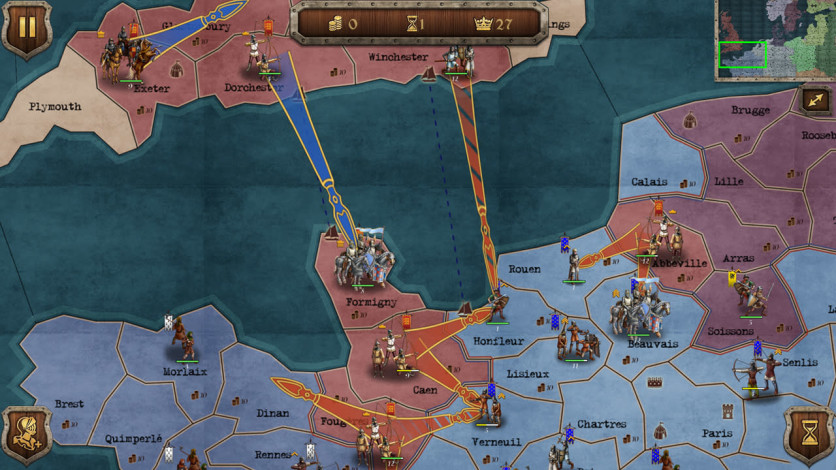 Screenshot 8 - Strategy & Tactics: Wargame Collection