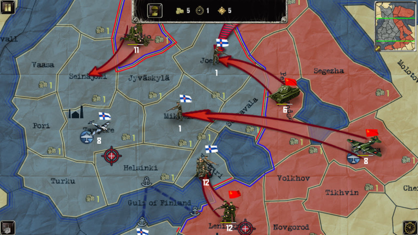 Screenshot 5 - Strategy & Tactics: Wargame Collection
