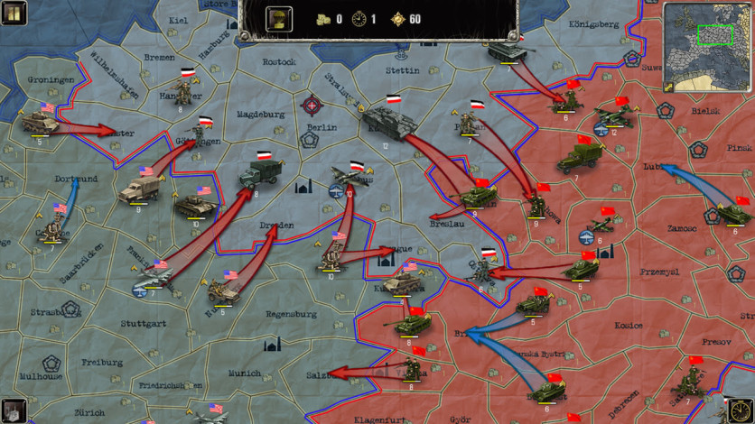 Screenshot 2 - Strategy & Tactics: Wargame Collection