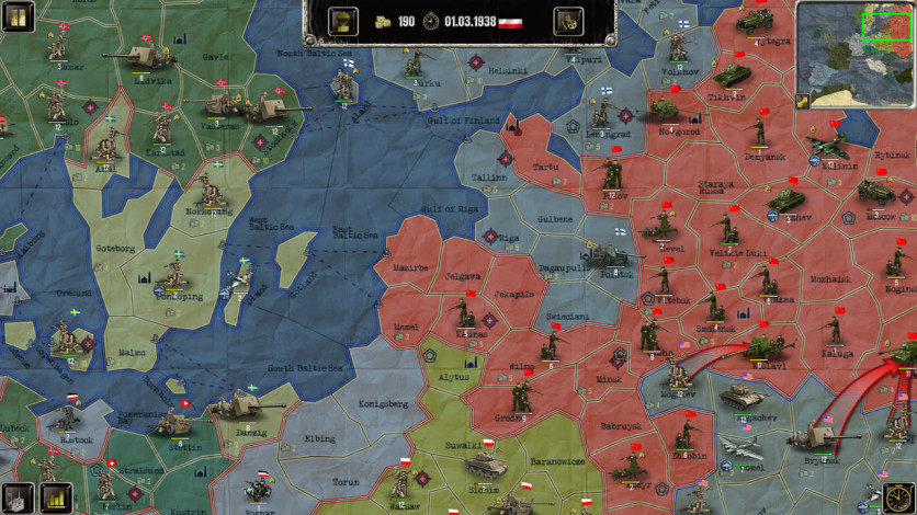 Screenshot 12 - Strategy & Tactics: Wargame Collection