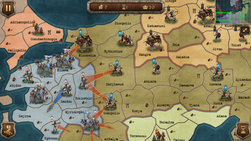 Screenshot 9 - Strategy & Tactics: Wargame Collection