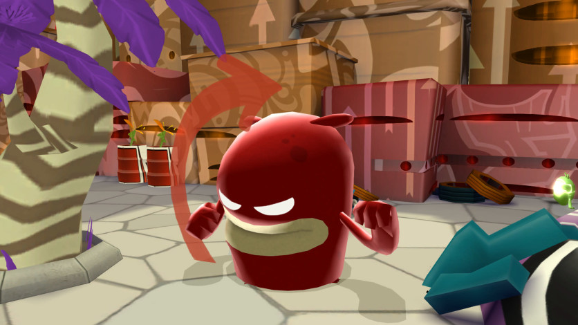 Screenshot 1 - de Blob