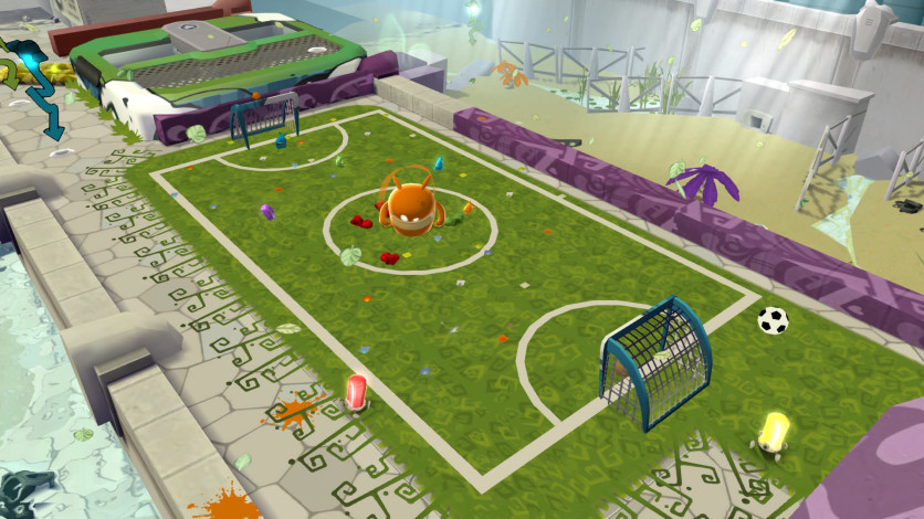 Screenshot 3 - de Blob
