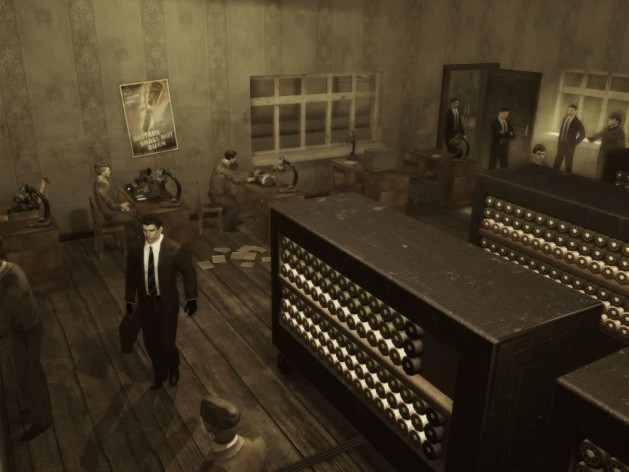 Screenshot 6 - Death To Spies: The Moment of Truth