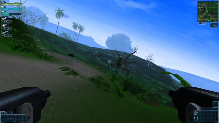 Screenshot 1 - A.I.M. 2 Clan Wars