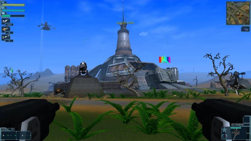 Screenshot 2 - A.I.M. 2 Clan Wars