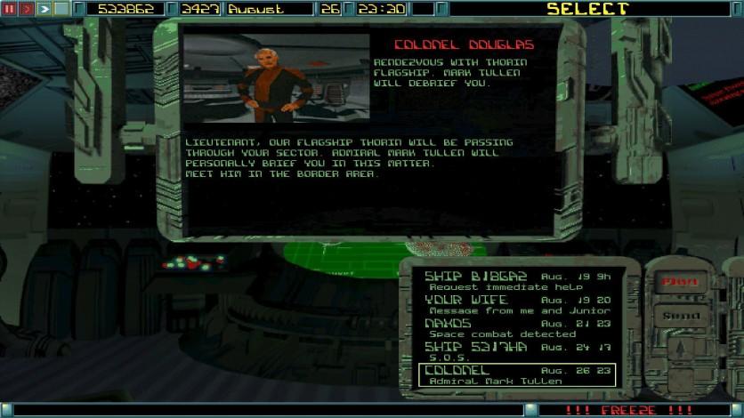 Screenshot 3 - Imperium Galactica