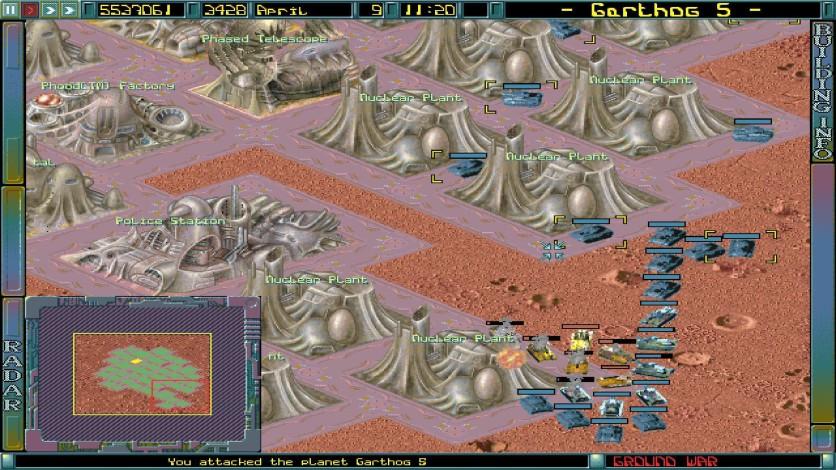 Screenshot 9 - Imperium Galactica