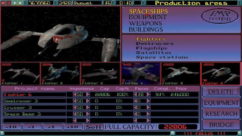 Screenshot 12 - Imperium Galactica
