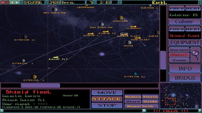 Screenshot 6 - Imperium Galactica