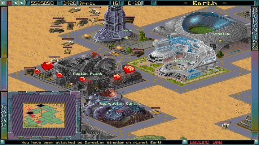 Screenshot 2 - Imperium Galactica