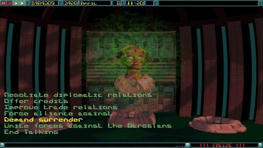 Screenshot 1 - Imperium Galactica