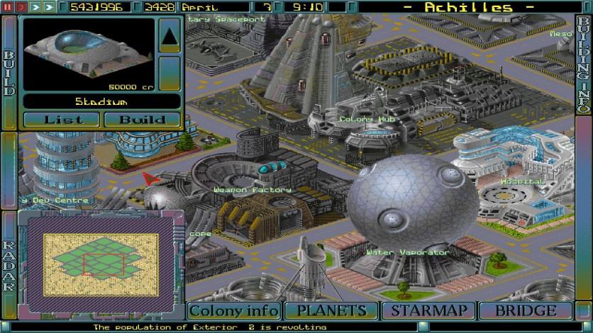 Screenshot 10 - Imperium Galactica