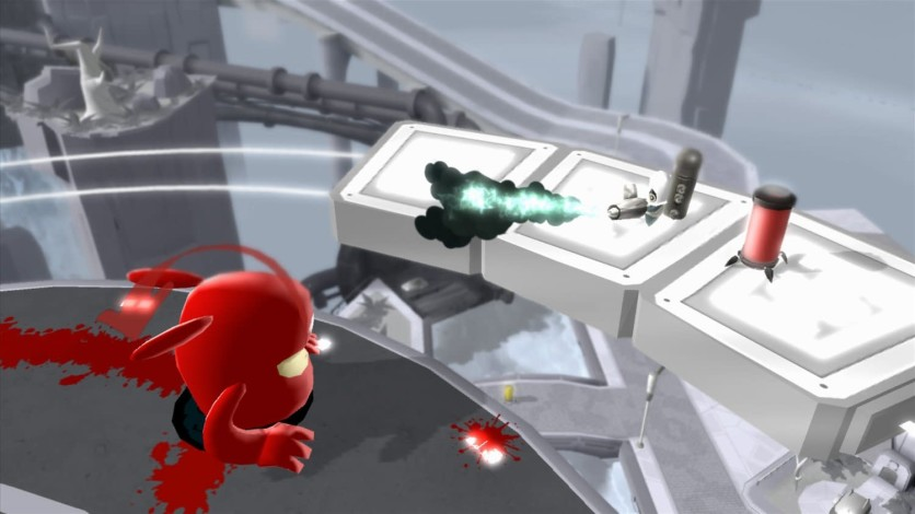 Screenshot 3 - De Blob 2