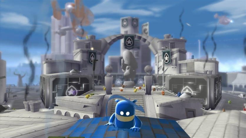 Screenshot 1 - De Blob 2