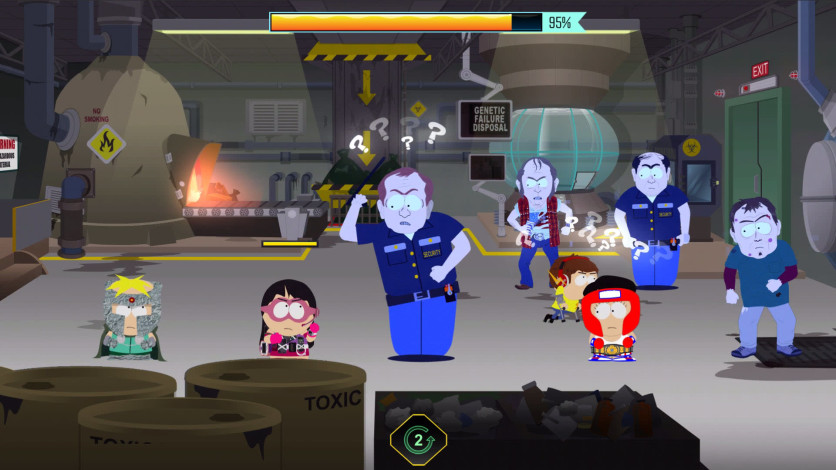 Screenshot 2 - South Park: The Fractured But Whole - Danger Deck