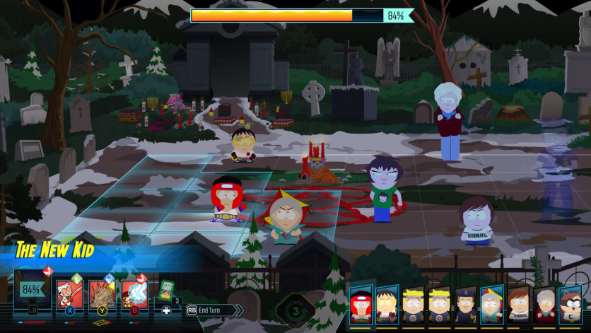 Screenshot 3 - South Park: The Fractured But Whole - Danger Deck