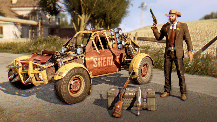 Screenshot 1 - Dying Light - Vintage Gunslinger Bundle