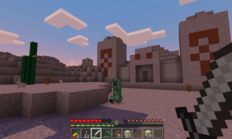 Screenshot 4 - Minecraft - Windows 10 Edition