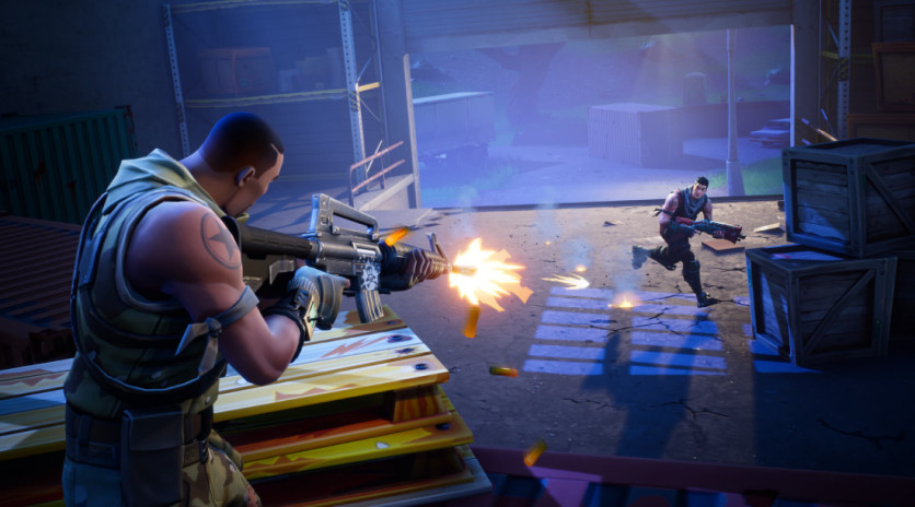 Screenshot 4 - Fortnite: Battle Royale