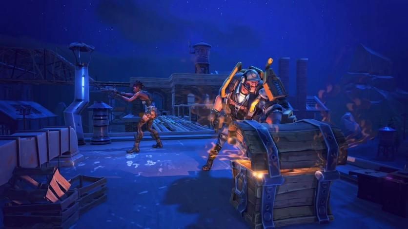 Screenshot 6 - Fortnite: Battle Royale