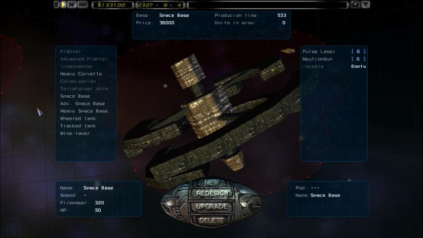 Screenshot 6 - Imperium Galactica II