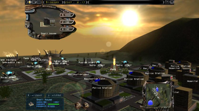 Screenshot 4 - Imperium Galactica II
