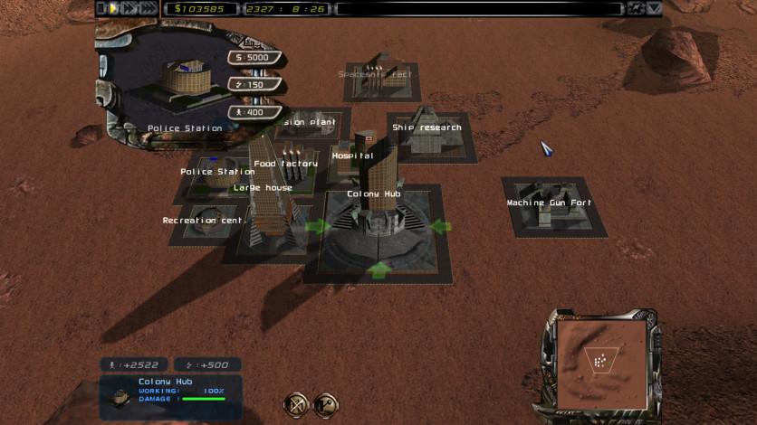 Screenshot 2 - Imperium Galactica II