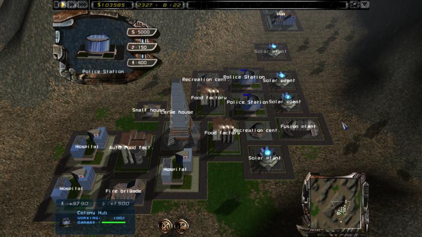 Screenshot 7 - Imperium Galactica II