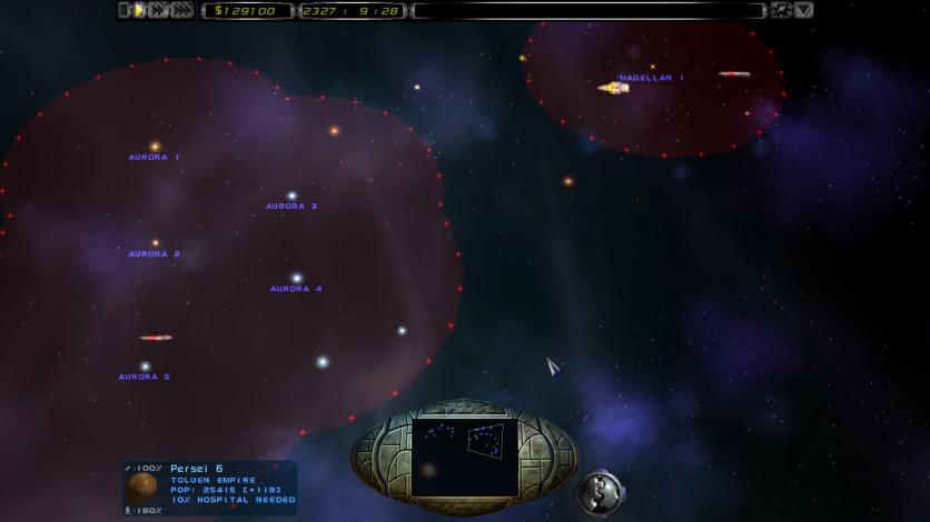 Screenshot 9 - Imperium Galactica II