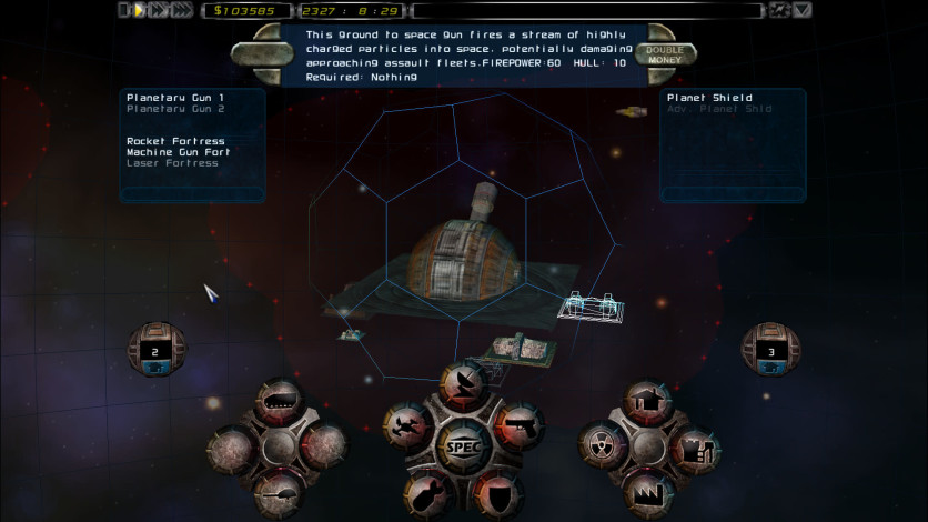 Screenshot 8 - Imperium Galactica II