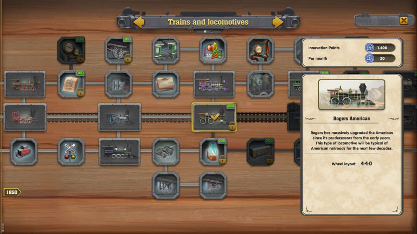 Screenshot 9 - Railway Empire