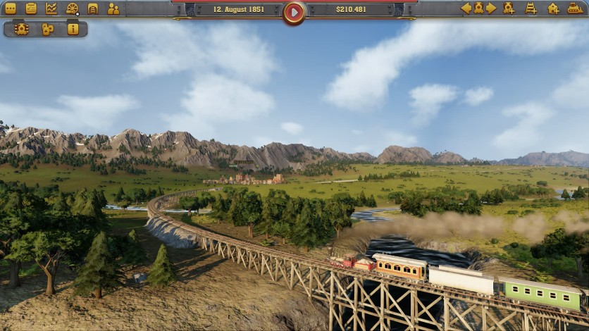Screenshot 7 - Railway Empire