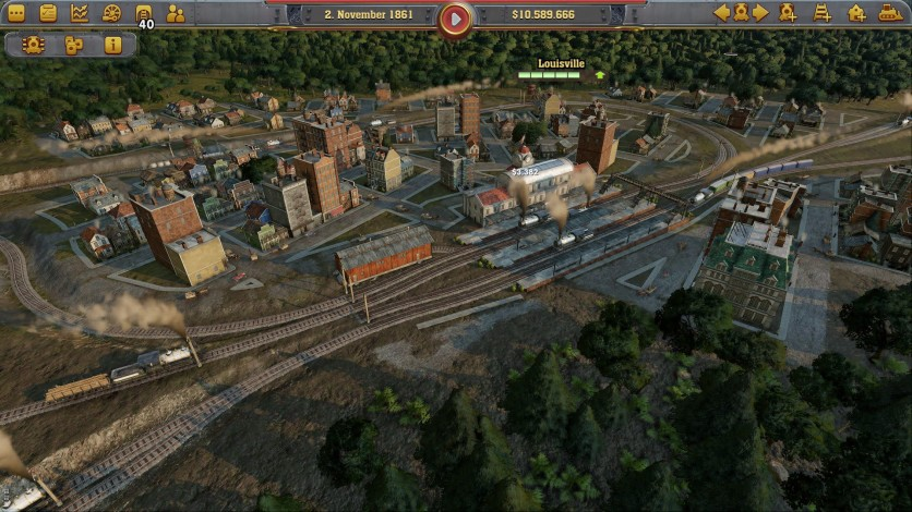 Screenshot 5 - Railway Empire