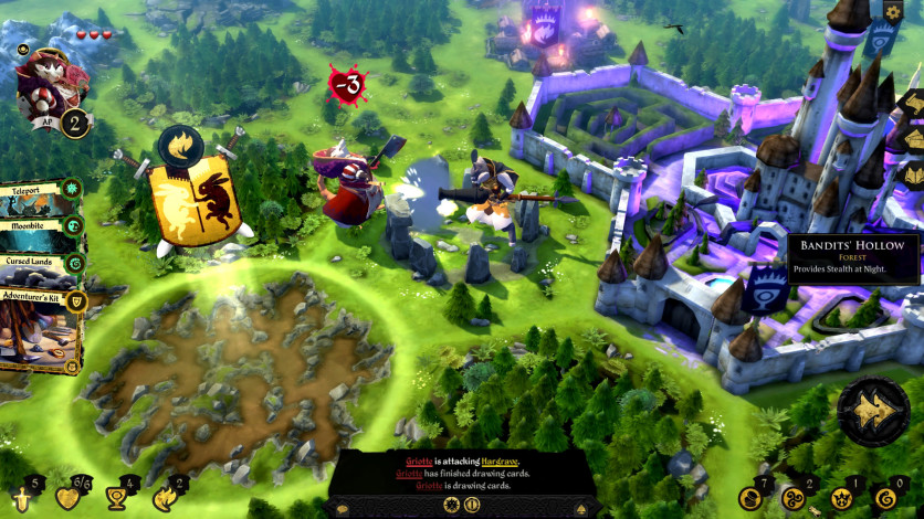 Screenshot 8 - Armello - Rivals