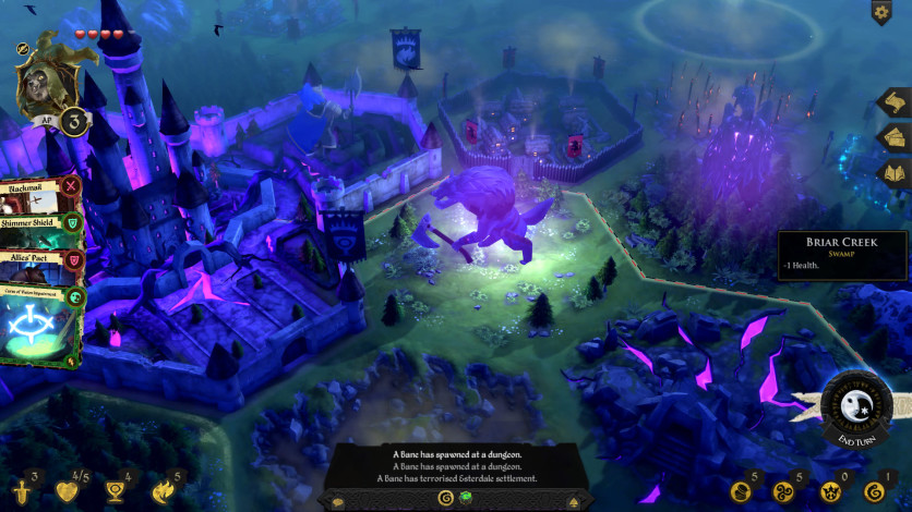 Screenshot 2 - Armello - Rivals
