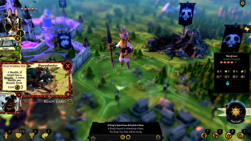 Screenshot 4 - Armello - Rivals