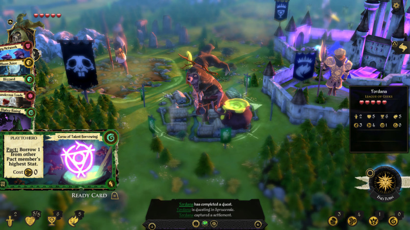 Screenshot 9 - Armello - Rivals