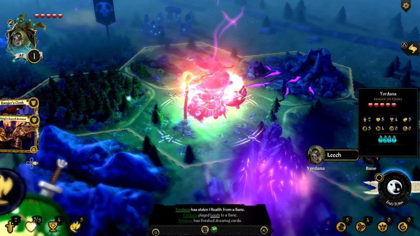 Screenshot 10 - Armello - Rivals