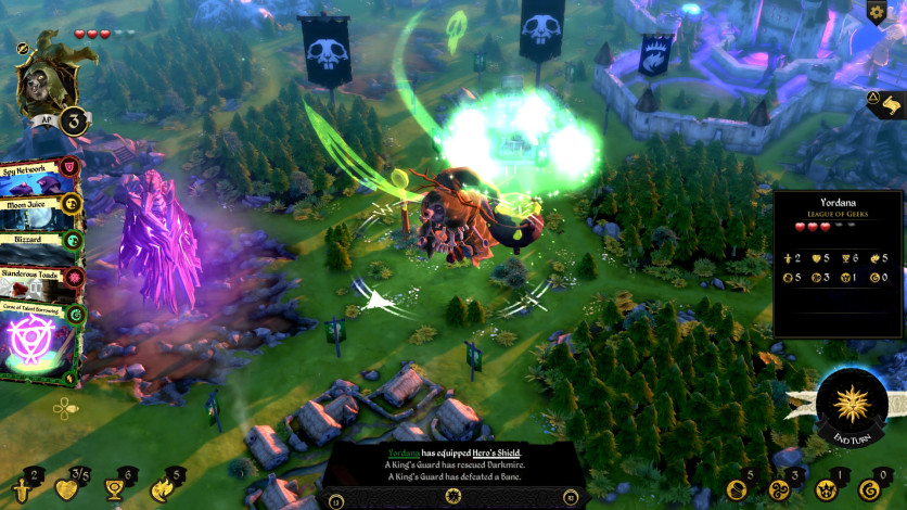 Screenshot 11 - Armello - Rivals