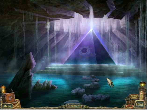 Screenshot 1 - Sea Legends: Phantasmal Light Collector's Edition