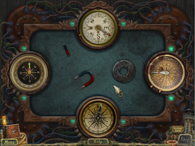 Screenshot 7 - Sea Legends: Phantasmal Light Collector's Edition