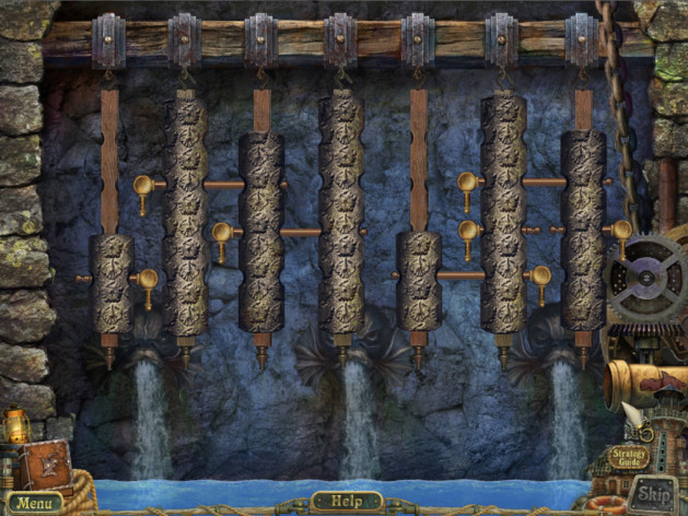 Screenshot 6 - Sea Legends: Phantasmal Light Collector's Edition