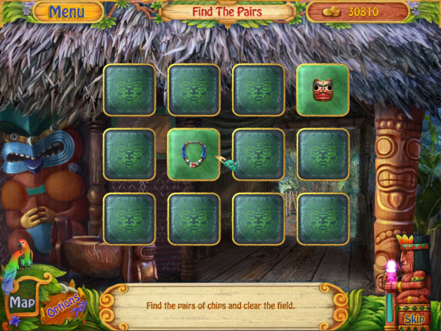 Screenshot 1 - Robin's Island Adventure