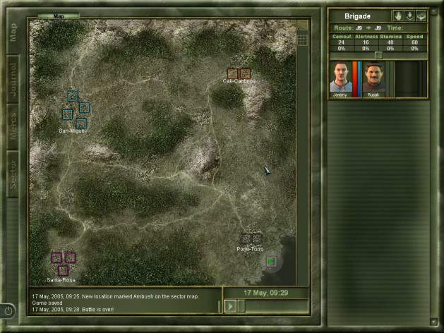 Screenshot 1 - Brigade E5: New Jagged Union
