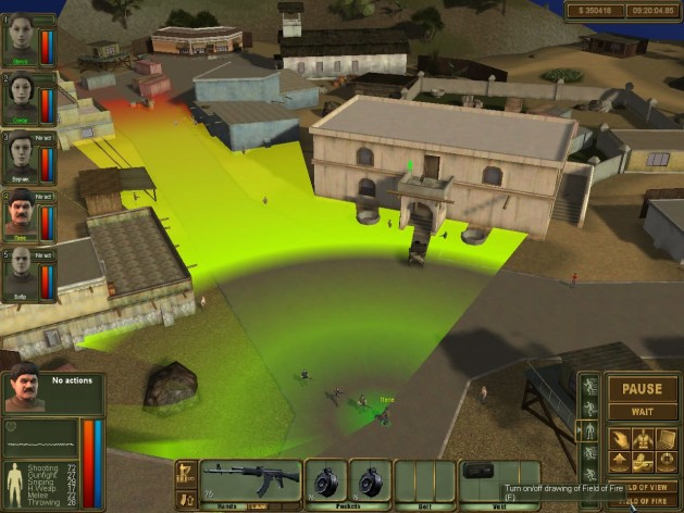 Screenshot 3 - Brigade E5: New Jagged Union