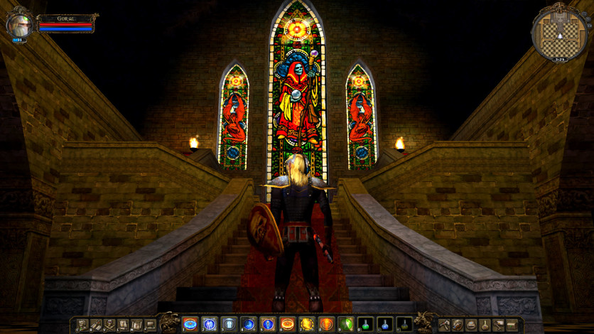 Screenshot 1 - Dungeon Lords Steam Edition