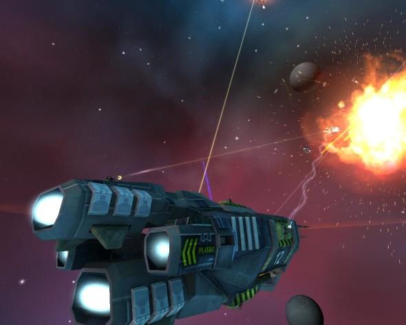 Screenshot 11 - Star Wolves 2